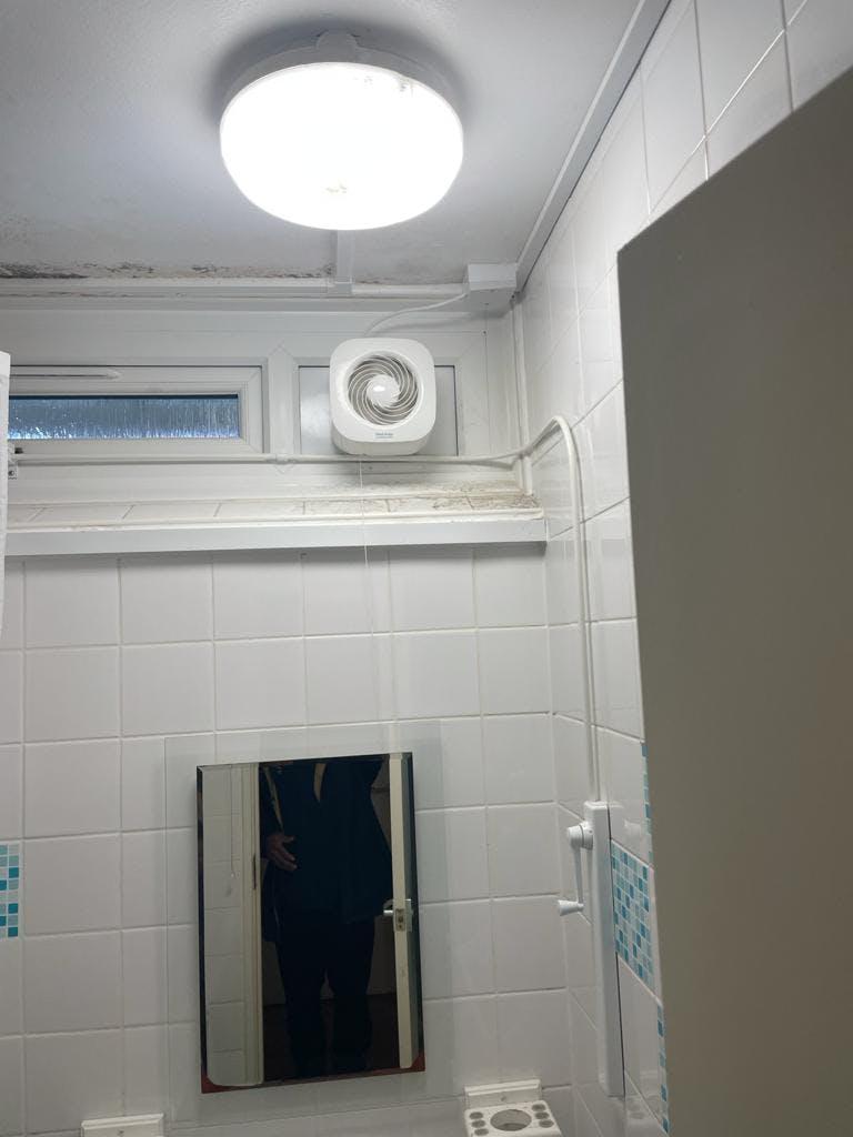 Extractor Fan Installation_Mar21