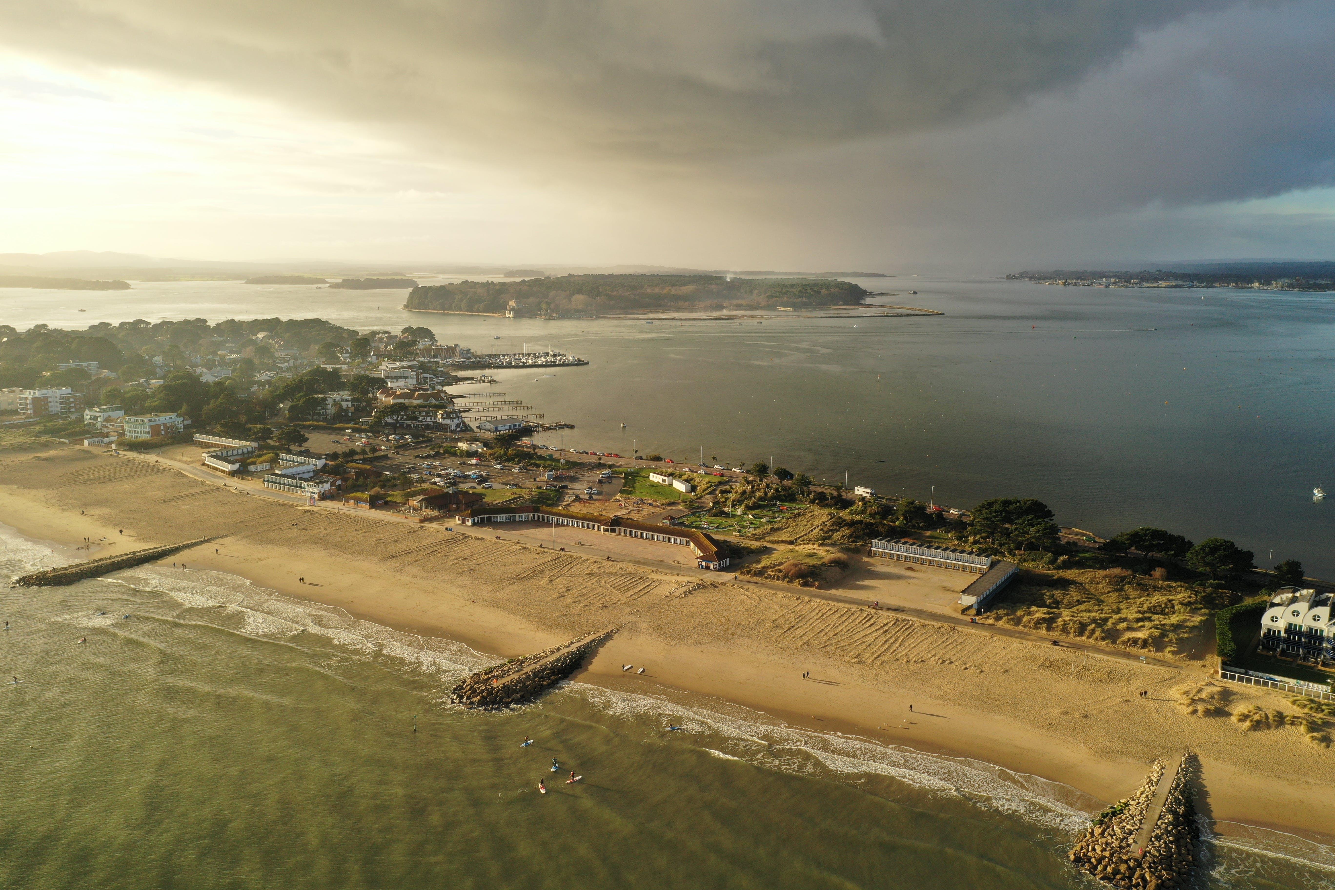 Sandbanks and Poole Harbour
