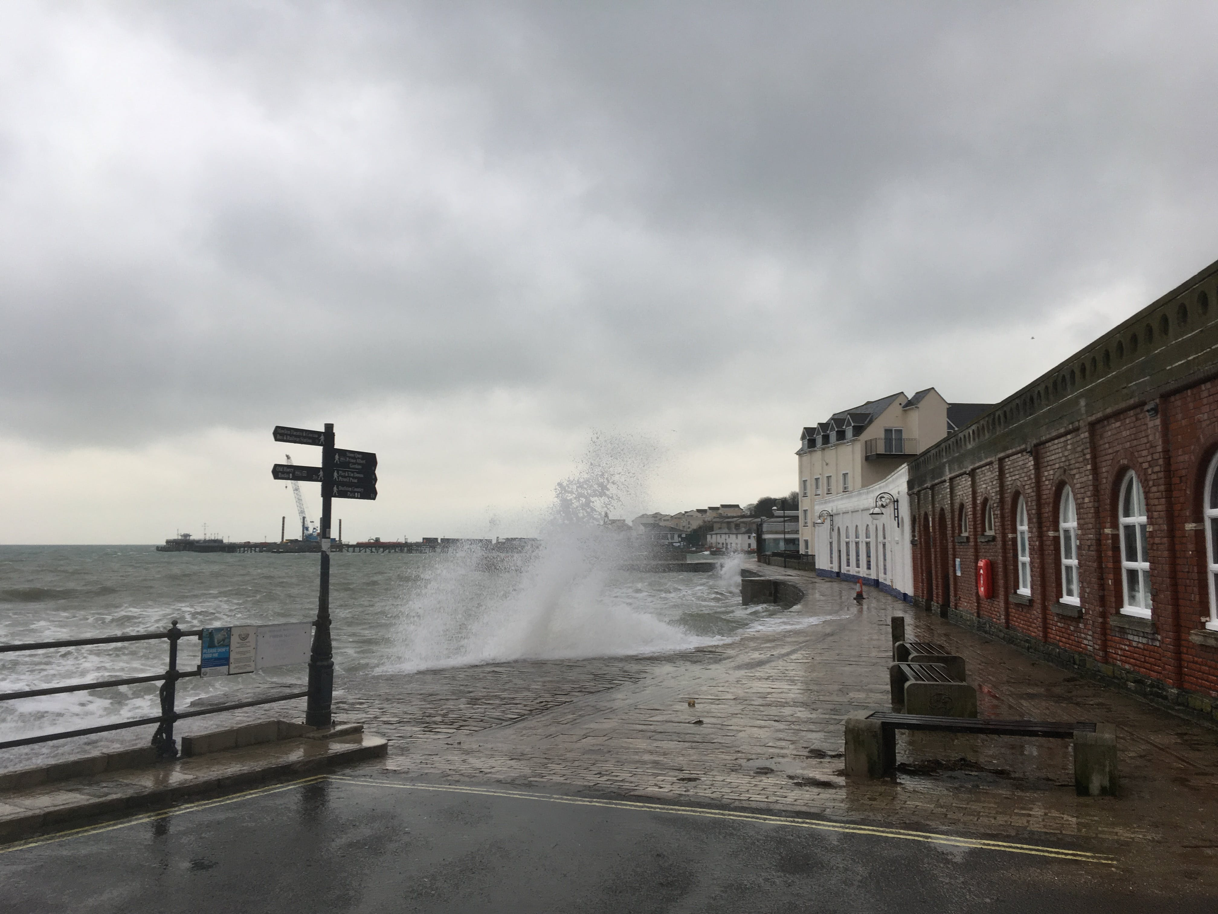 The Parade, Swanage Seafront