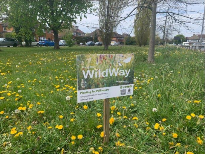 WildWays sites first established in April 2021