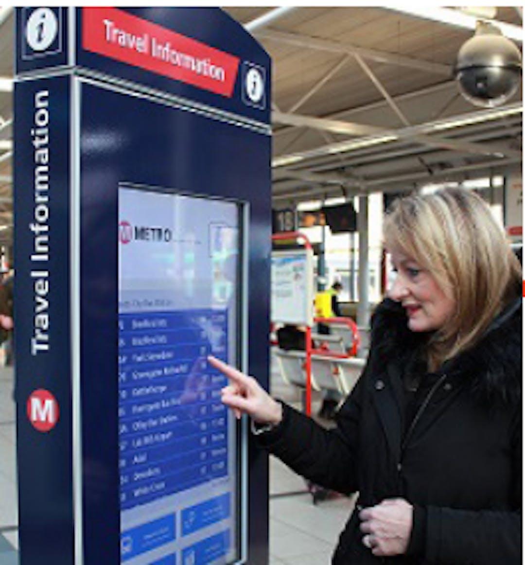 Bus info box