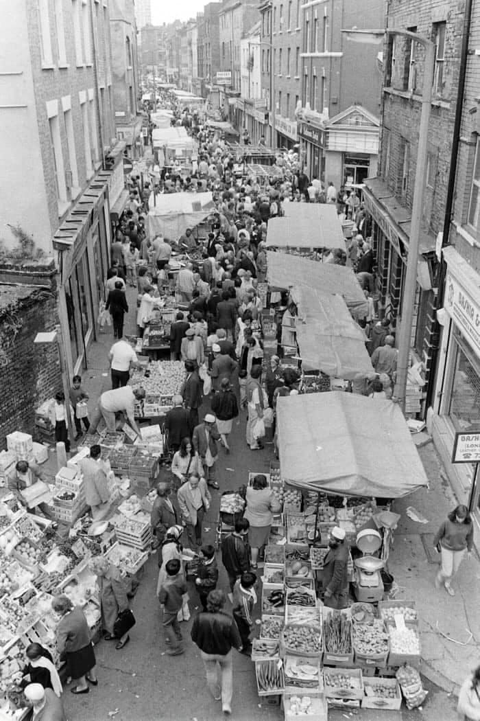 Brick Lane Market