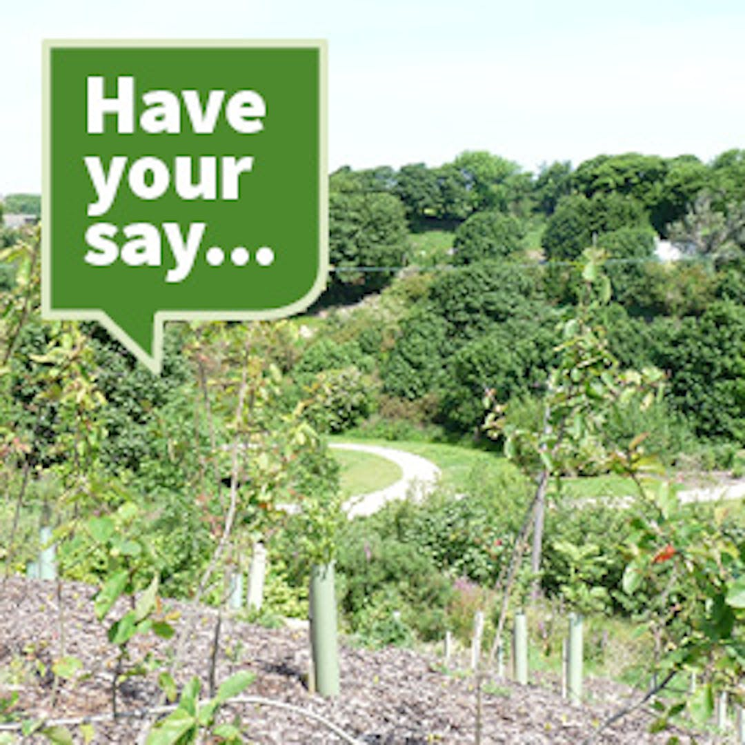 Have your say about the CPIR Green Infrastructure Strategy