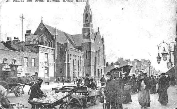 Bethnal Green Market