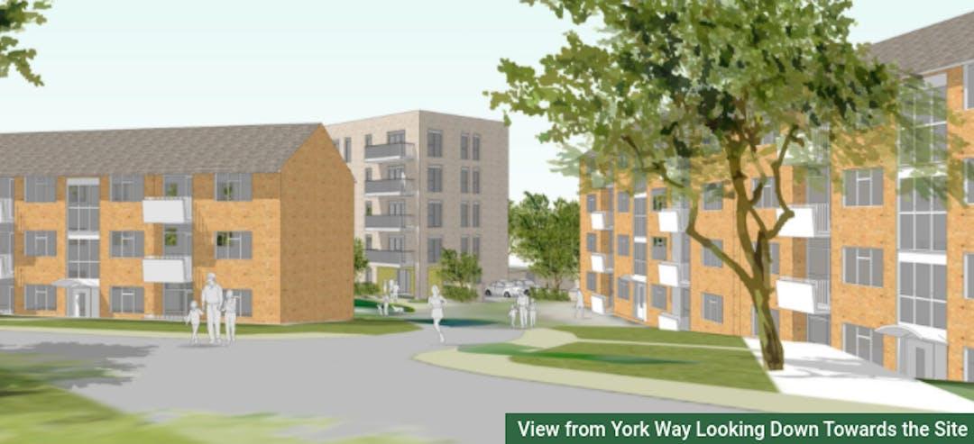 Cambridge Road proposal