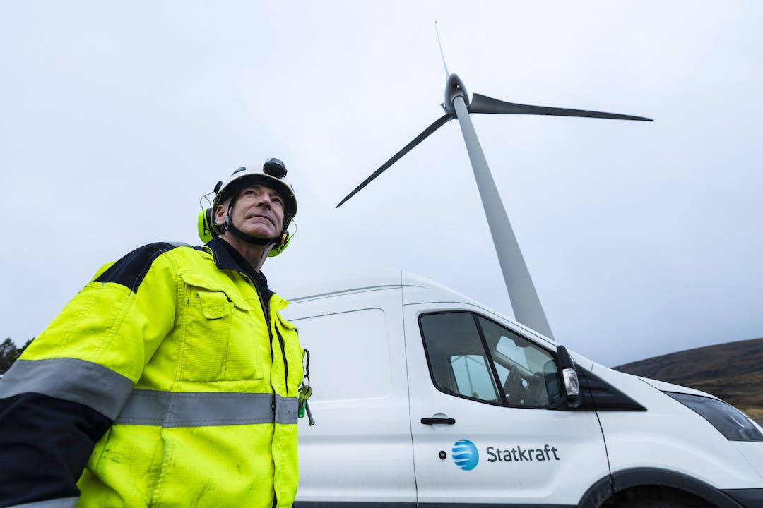 Onshore wind farms are a major contributor to Scotland's net zero ambitions