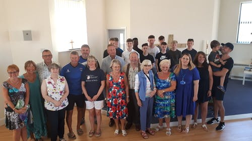 Bury West PB winners photo June 2018