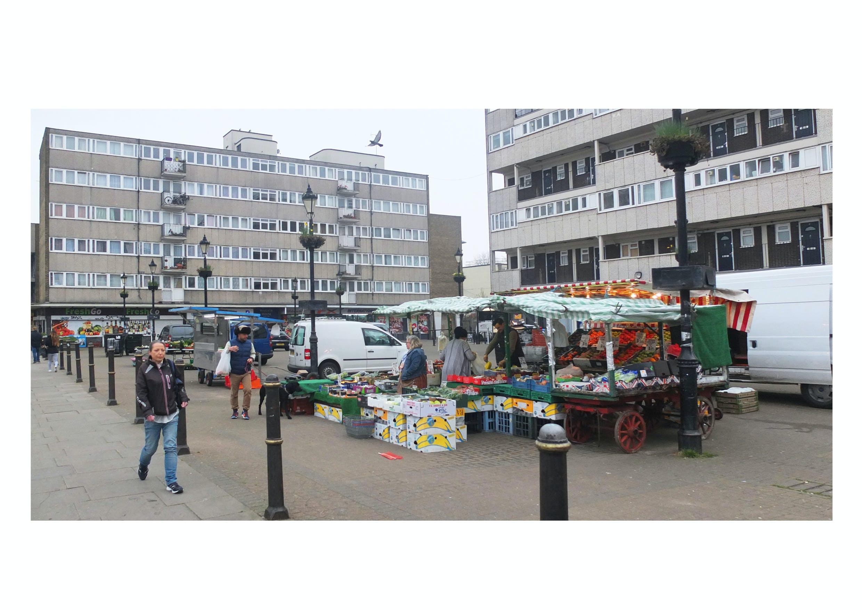 existing photo : market day