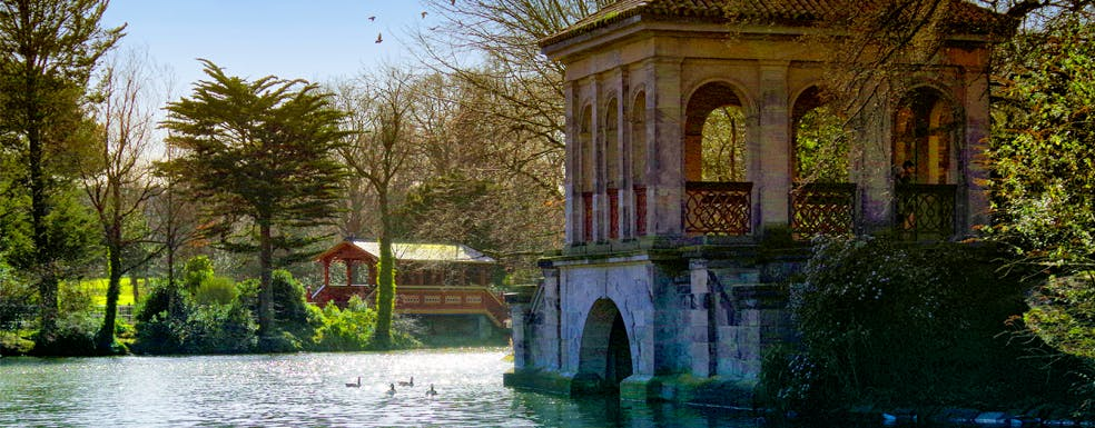 Photo of Birkenhead Park