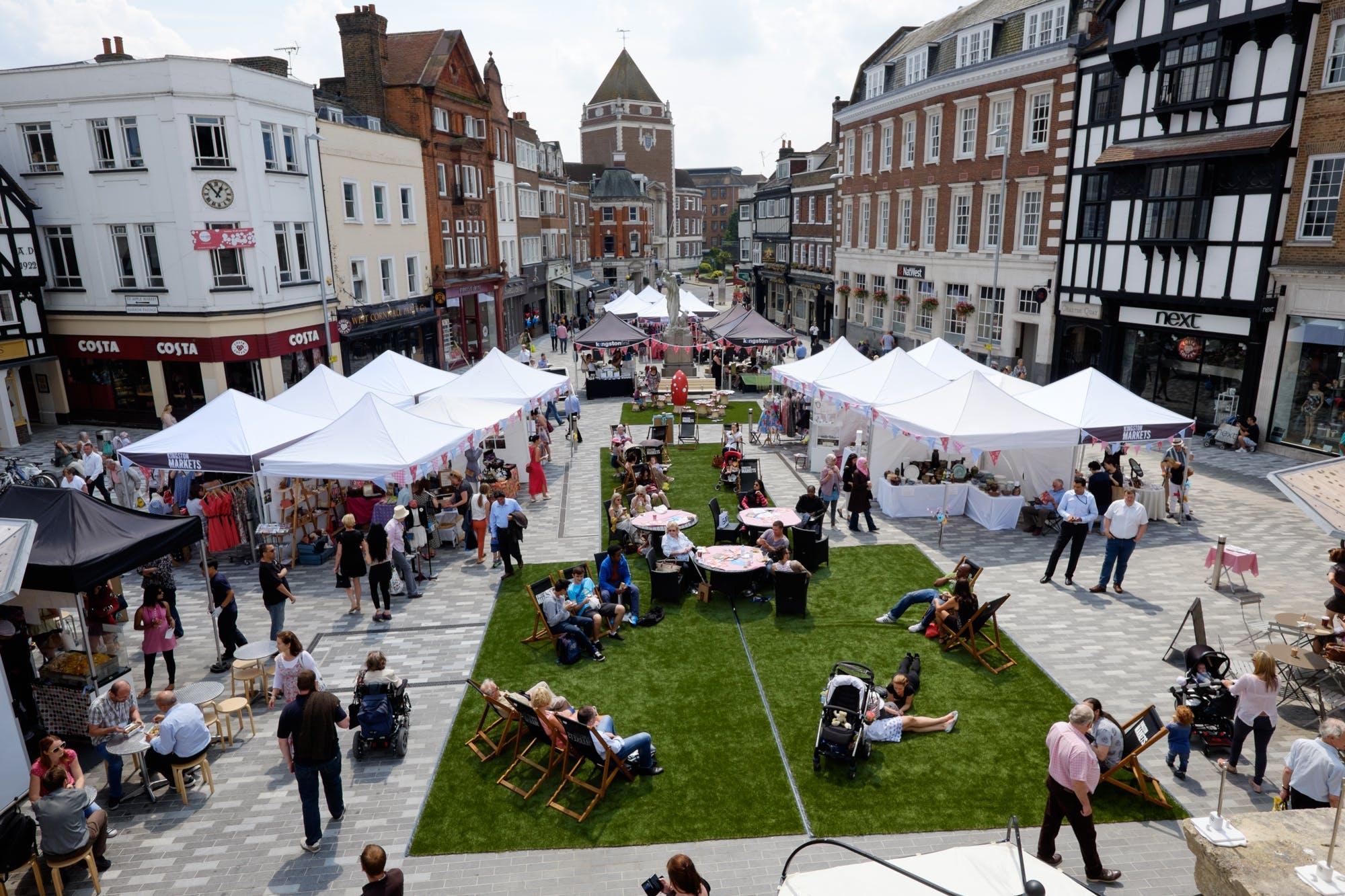 Ancient Market   Kingston