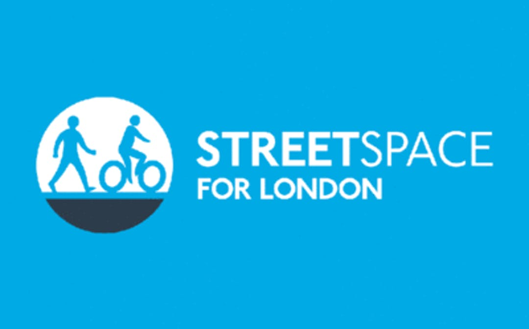 Streetspace for London logo