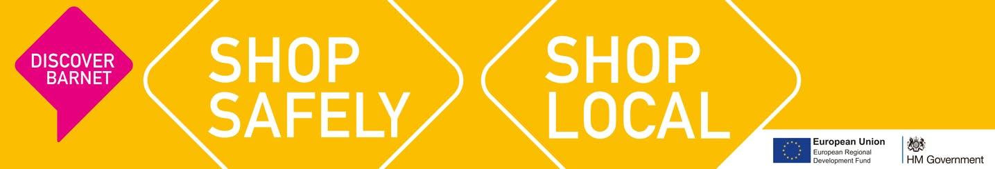 Discover Barnet: Shop safely, shop local