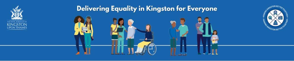 Delivering Equality in Kingston Banner Image