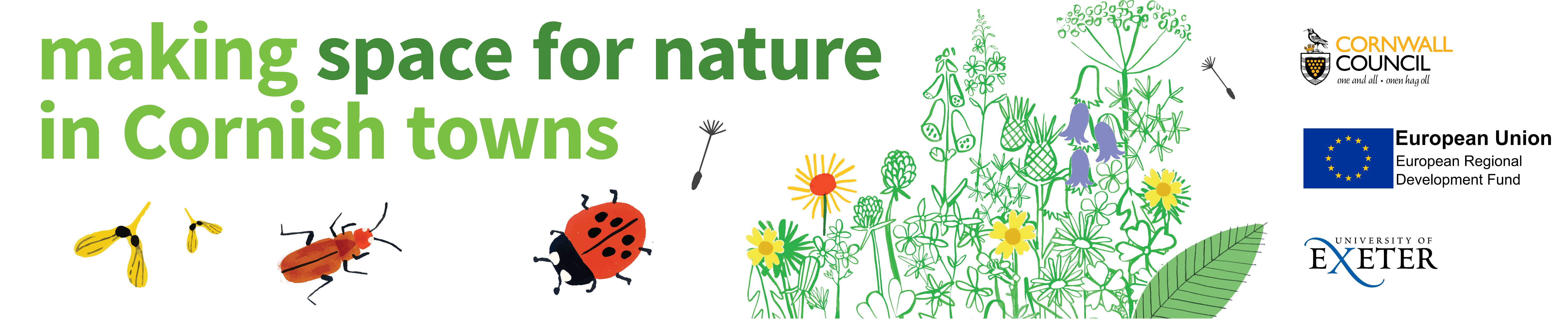 Making Space for Nature banner