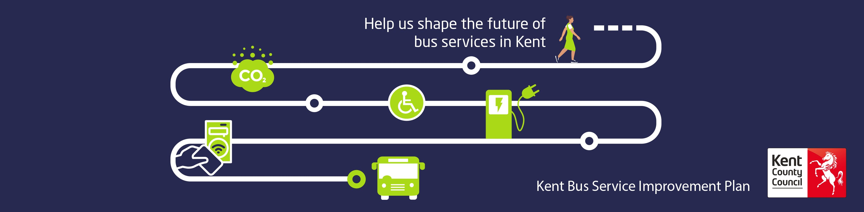 Help us shape the future of bus services in Kent
