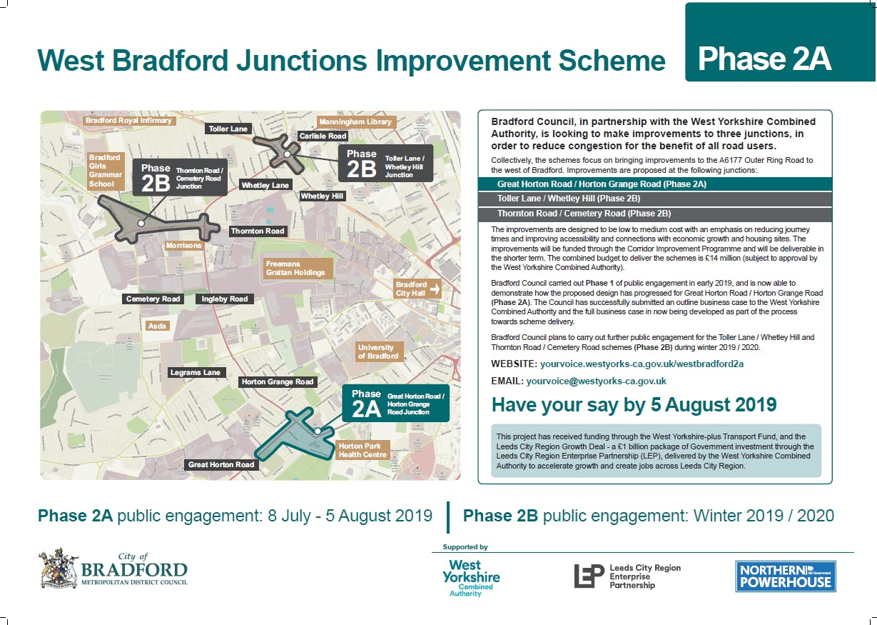Phase 2 A Junctions