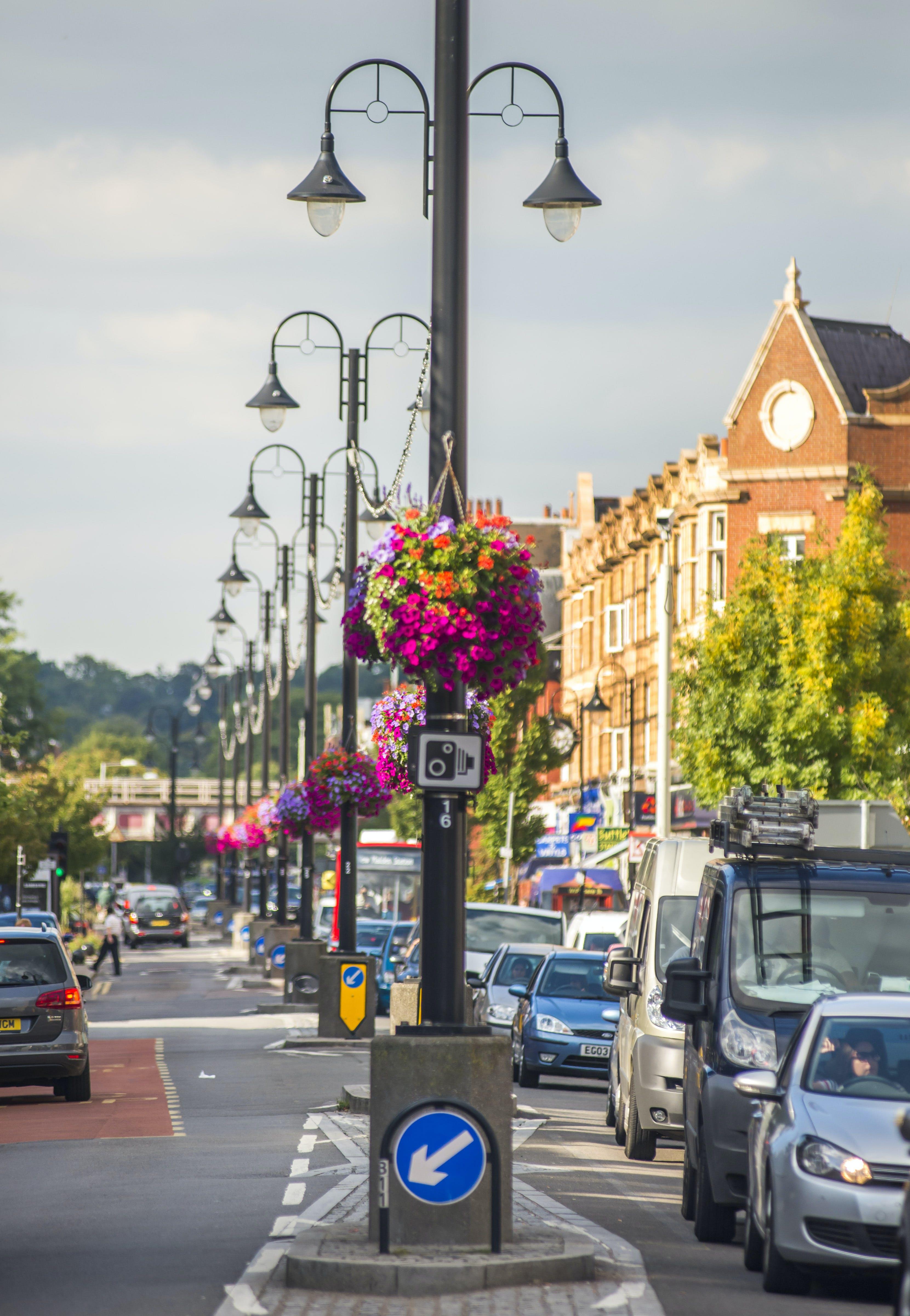 New Malden High Street