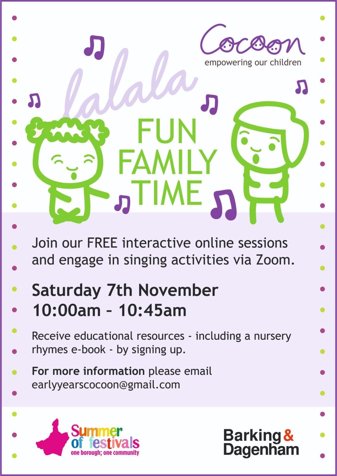 Lalala 2 Fun Family Time