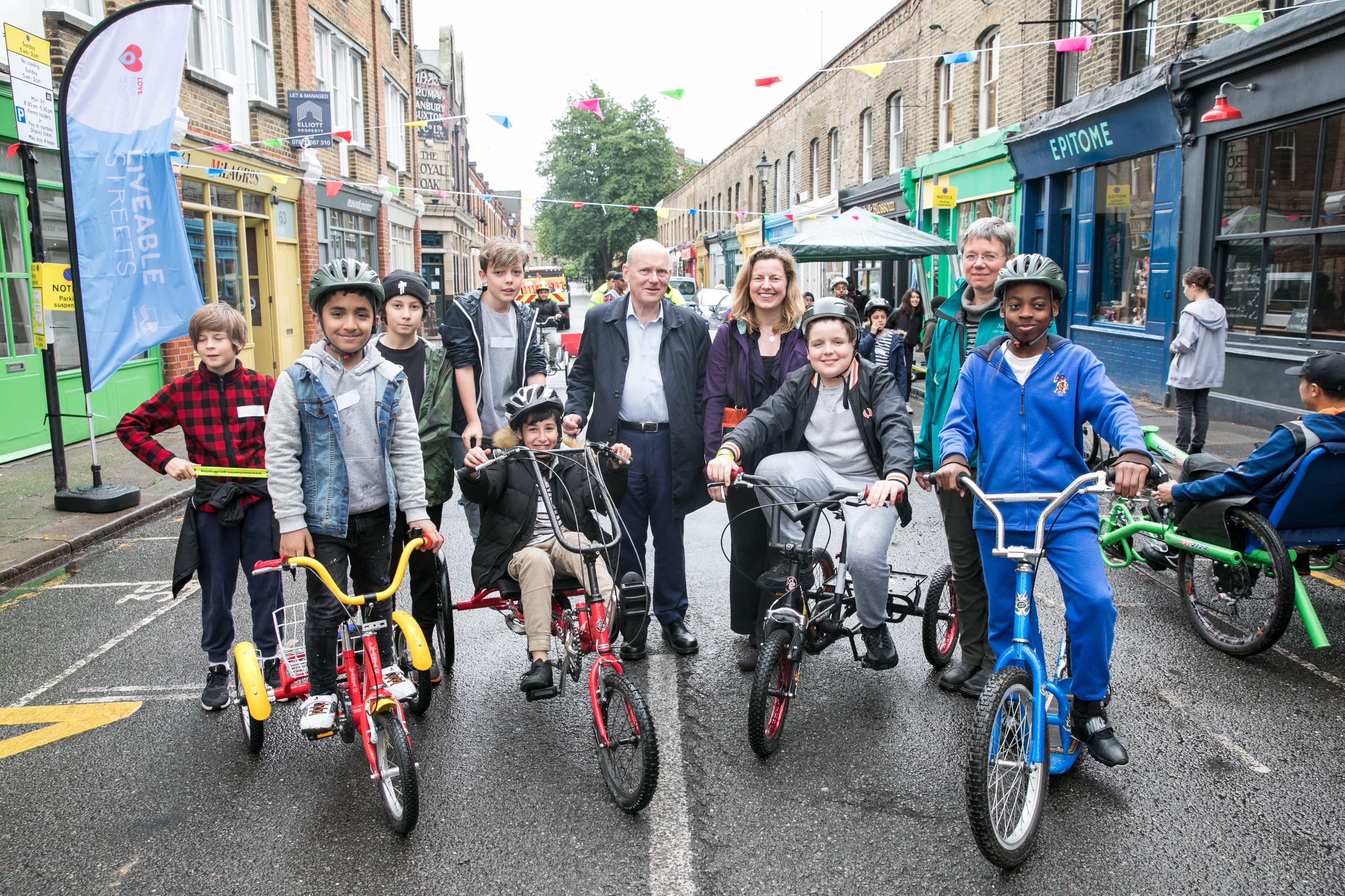 Liveable Streets launch event June 2019