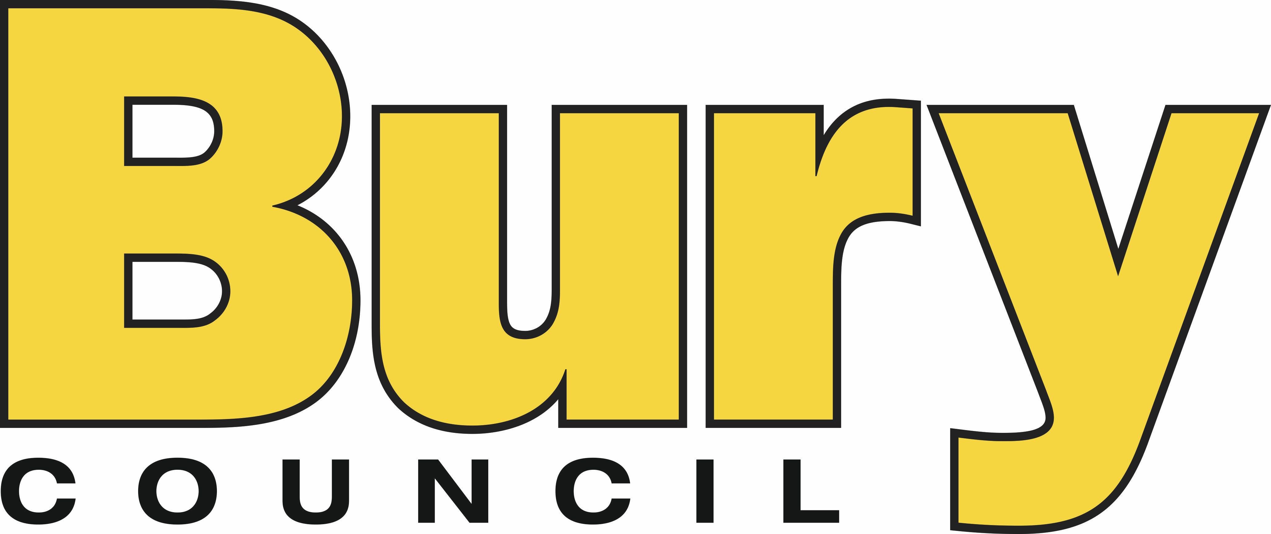 Bury Council Logo 2.5 Mb