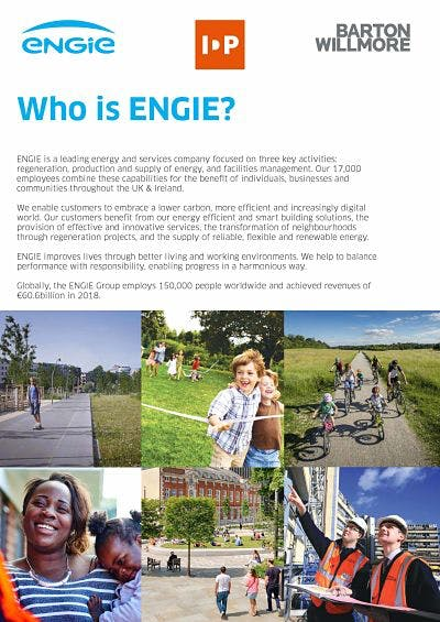Who is ENGIE?