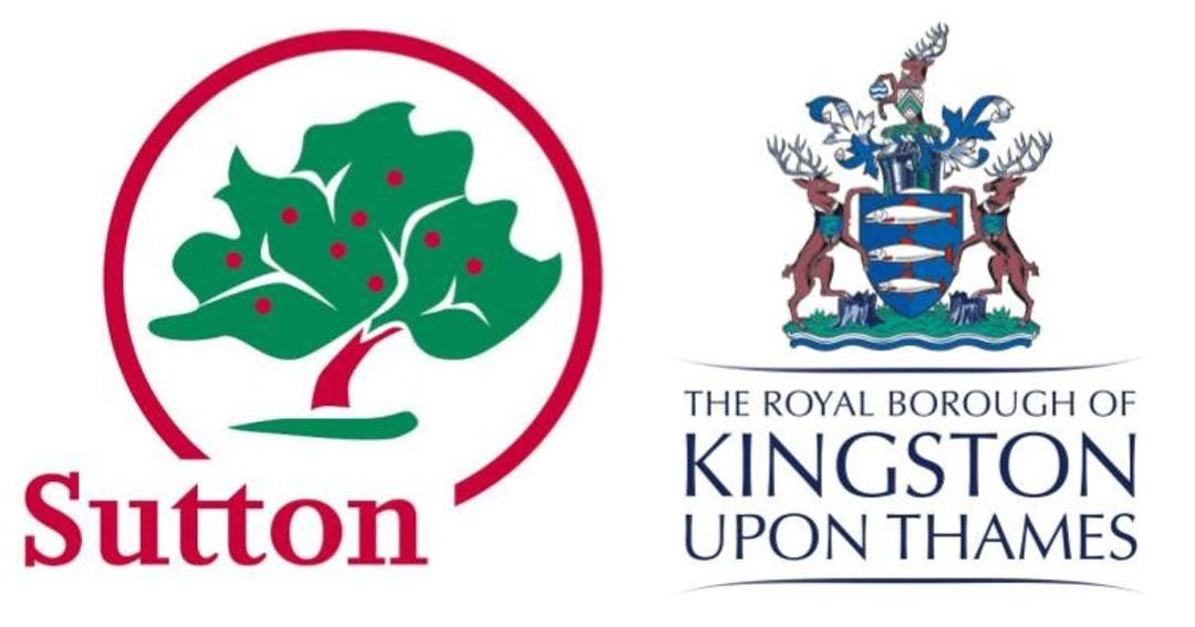 Image result for Kingston and Suttoncouncil logo